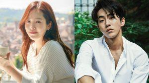 Nam Joo Hyuk trở lại với tình cũ Hyun Bin, hy vọng không phải là một bom xịt