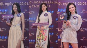Sau chiến thắng nghẹt thở của ĐT VN, bạn gái Trọng Đại rực rỡ đến tham dự sơ tuyển Hoa hậu Bản sắc Việt toàn cầu 2019