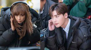 Won Bin nói gì khi vợ yêu sát bên trai đẹp nổi tiếng Lee Jong Suk?