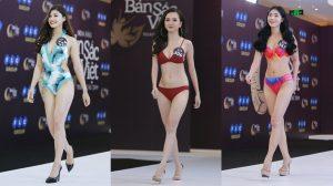Mãn nhãn với vẻ đẹp gợi cảm của thí sinh Hoa hậu Bản sắc Việt toàn cầu 2019 tại vòng sơ tuyển phía Bắc