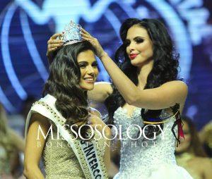 Cận cảnh nhan sắc của mỹ nhân vừa đánh bại Âu Lê Ngân Anh ở Miss Intercontinental