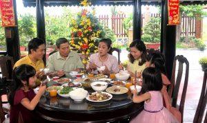 Việt Nam Mến Yêu: Phong vị tết phương nam