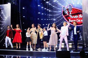 """Hồ Việt Trung, Hòa Minzy """"đại chiến"""" hát live, hứa hẹn đưa thí sinh lên ngôi quán quân"""