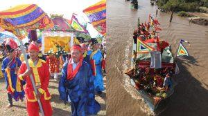 Bạc Liêu: Tưng bừng lễ hội Nghinh Ông duyên hải