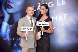 Dàn sao Việt ồ ạt dự ra mắt phim ngắn của Kyo York