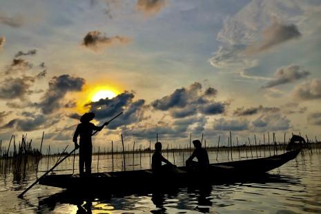 Việt Nam Mến yêu: Vẻ đẹp diệu kỳ của đầm phá tam giang