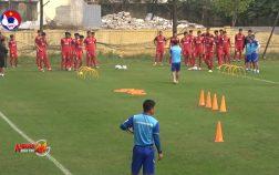 HLV Park Hang Seo loại 5 cầu thủ U23 Việt Nam