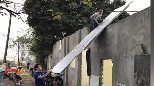 Người Hà Nội hối hả dỡ nhà, chặt cây nhường đất làm đường đua F1