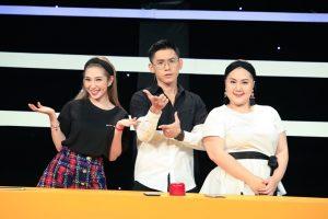 """Khổng Tú Quỳnh """"thả thính"""" lộ liễu trên sóng truyền hình sau chia tay Ngô Kiến Huy"""