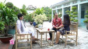 Phút thư giãn: Long đẹp trai học đòi làm soái ca để lấy lòng Thiên Trang