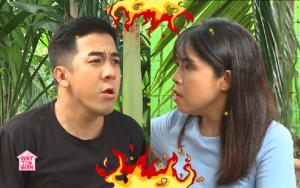 Phút Thư Giãn: Phạm Hy, Gia Linh trở mặt nhau vì giành khách sộp