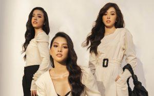 """Top 3 Hoa hậu Việt Nam 2018 sau một năm đăng quang: Ngày càng nhuận sắc, từ không biết nói gì đến bản lĩnh, """"nuốt mic"""" chẳng kém ai!"""