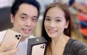 Đây chính là những sao Việt đầu tiên sở hữu Iphone 11 Pro Max