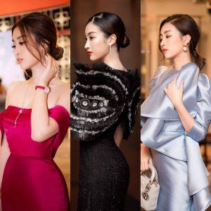 """Những kiểu tóc """"đốn tim fan"""" của Hoa hậu Đỗ Mỹ Linh"""