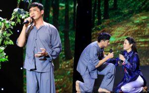 Cặp Đôi Vàng: Minh Luân bất ngờ bị ngã bầm mặt khi luyện tập