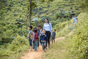 Hàng loạt người đẹp đồng lòng ủng hộ dự án của Hoa hậu Lương Thùy Linh