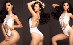 Kiều Loan khoe làn da nâu khoẻ khoắn, vóc dáng cực gắt trước thềm Miss Grand International