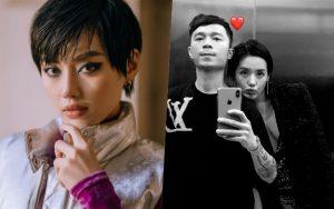 """""""Cô em trendy"""" Khánh Linh kể chuyện 3 mùa Fashion Week đều có người yêu đi theo chăm chút, ngôn tình ngập cả trời Tây rồi!"""