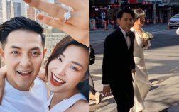 Đông Nhi đã gửi lời mời dự đám cưới đến bạn bè, hôn lễ được ấn định vào một ngày tuyệt đẹp trong tháng 11?
