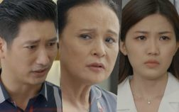 """""""Hoa hồng trên ngực trái"""" tập 18: Thái dẫn Trà về ra mắt đã bị mẹ mắng thẳng mặt là """"đồ vô đạo đức"""""""