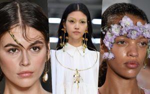 """Paris Fashion Week tràn ngập những xu hướng beauty đẹp rụng rời, không ngắm quả là """"phí của giời"""""""