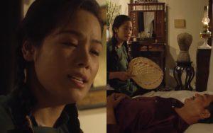 Tiếng Sét Trong Mưa tập 32: Không phải 60, Nhật Kim Anh bất ngờ xuất hiện như gái 18, tay cầm quạt, miệng hát ru
