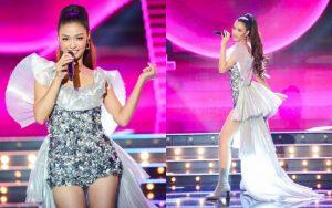 Á hậu Kiều Loan khoe giọng hát đầy nội lực trong bản cover hit của Sia