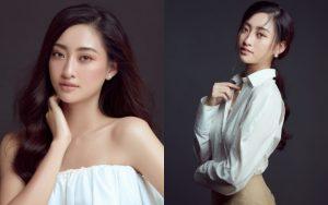 """Đẳng cấp Hoa hậu là đây: Chỉ diện áo basic sắc trắng trơn, Lương Thuỳ Linh vẫn """"đốn tim"""" fan ầm ầm"""
