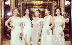 """Ngắm nhan sắc """"cực đỉnh"""" của dàn mỹ nhân toàn Hoa hậu, Á hậu"""