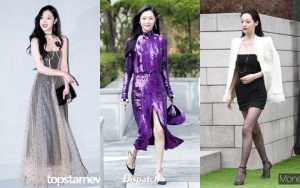 Đừng chỉ nhắc về Sulli với phong cách thời trang nổi loạn bởi cô có rất nhiều lần mặc đẹp khiến dân tình muốn lịm người