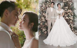 HOT: Đông Nhi – Ông Cao Thắng tung trọn bộ ảnh cưới đẹp long lanh trước ngày chính thức về chung một nhà
