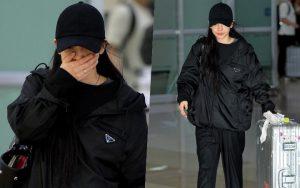 Goo Hara khóc nức nở tại sân bay, vội vàng từ Nhật trở về Hàn tạm biệt Sulli về cõi vĩnh hằng