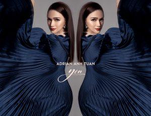 Adrian Anh Tuấn và Hương Giang bế mạc tuần lễ thời trang quốc tế Việt Nam