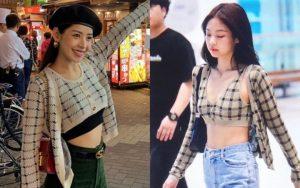 """Kha khá lần lên đồ na ná, Chi Pu đang dần hoá """"Jennie phiên bản Việt""""?"""