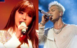 """Park Bom lần đầu hát lại siêu hit của Taeyang nhưng bị nhận xét: """"Giọng xuống rõ rệt luôn"""""""