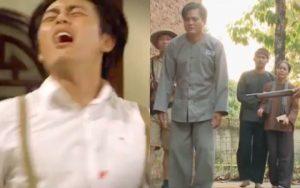 """""""Tiếng sét trong mưa"""" lộ kết bi thảm: Thanh Bình bị bắn chết, Thị Bình khóc nức nở nhìn Khải Duy đi tù"""