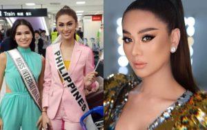 Mỹ nhân Philippines vừa tới Nhật thi Hoa hậu Quốc tế khiến netizen xôn xao vì quá giống… Lâm Khánh Chi, ảnh cận mặt lại khác hẳn