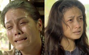 """Tiếng Sét Trong Mưa tập 50 biến thành đại hội """"khóc nhè"""": Từ làng quê ra thành thị, ai nấy nước mắt tèm lem mặt mũi"""