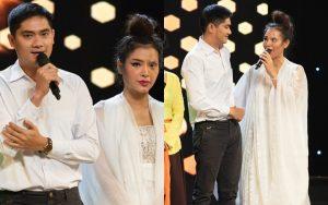 Cặp Đôi Vàng: Minh Luân, Phương Trinh Jolie bất ngờ rút lui trong đêm Bán kết