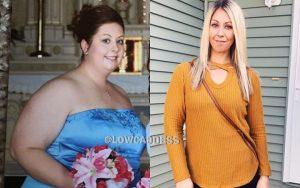 Mẹ 3 con bị chính con mình chế giễu về chuyện cân nặng đã lột xác ngoạn mục bằng cách giảm hẳn 63kg