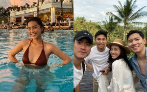 """Hà Trúc lên tiếng về tin đồn hẹn hò với Quang Đạt, chia sẻ thêm những khoảnh khắc đầy """"chemistry"""" trong chuyến du lịch Bali"""