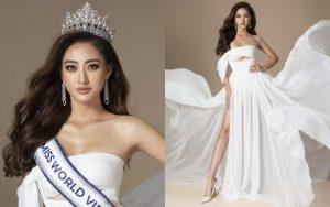 """Hình ảnh """"chào sân"""" Miss World ấn tượng của Hoa hậu Lương Thuỳ Linh"""