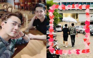 """Trước đám cưới còn bắt gặp Ngô Kiến Huy """"thật tình"""" cùng Ông Cao Thắng, netizen đùa vui: Đông Nhi """"sáng mắt chưa""""?"""