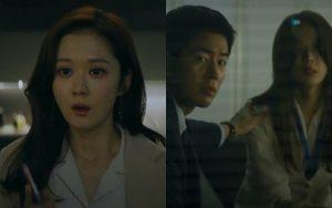 """Jang Nara bắt tại trận chồng đang ôm ấp """"tiểu tam"""", ngỡ ngàng khi biết người này chính là bạn thân?"""