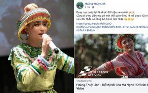 """Đích thân Hoàng Thùy Linh kêu gọi fan """"cày view"""" cho cô Mị chóng lên 100 triệu view, phần thưởng sẽ là 1 MV mới?"""