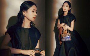 Mặc dân tình xì xầm chê bai, Triệu Lệ Dĩnh một lần nữa khẳng định danh hiệu Đại sứ Dior Trung Quốc chưa hề bị mất