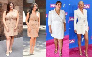 Nàng béo 80kg tự tin nhất thế giới: Cosplay cả dàn sao Hollywood nóng bỏng, chẳng ngán diện đồ bó sát dù lộ đầy nhược điểm