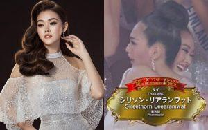 Đây chính là phát ngôn đầu tiên của Á hậu Tường San hậu chung kết Miss International 2019