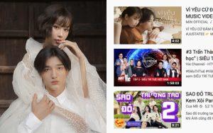 Cuối cùng Min đã vượt qua quyền lực nhạc chế, chính thức đem về Top 1 Trending lần thứ 3 trong năm 2019 ngang ngửa Jack và K-ICM!