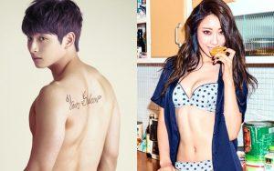 SBS tung tin hẹn hò của nam thần Jinwoon (2AM) và idol bốc lửa Kyungri (9MUSES): Cặp đôi sexy nhất Kbiz là đây!
